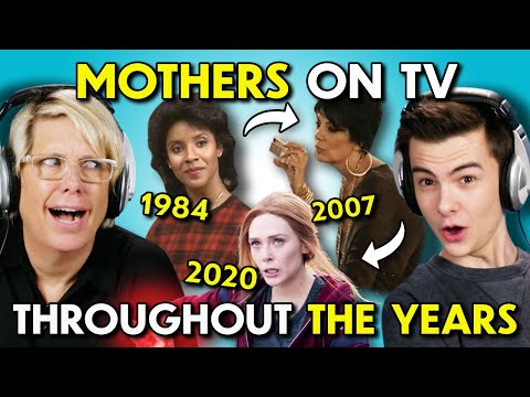 Adults & Teens React To The Evolution Of The TV Mom