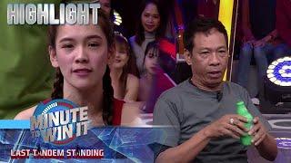 Long, inalam ang tunay na dahilan kung bakit umiyak si Jackie sa It's Showtime | Minute To Win It