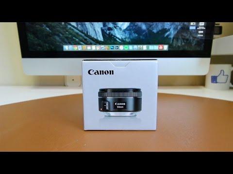 Canon EF 50mm f/1.8 STM | Revisión en profundidad