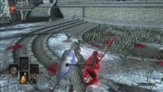 Dark Souls 3 PvP: Great Scythe & Black Knight Glaive