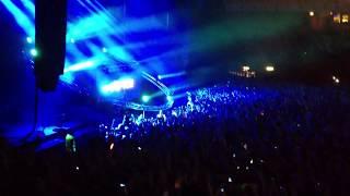 Avicii live 2012. CROWD GOES NUTS. Stockholm (Globen)