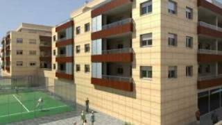 preview picture of video 'Residencial Mirador de los Alcores. San Miguel de Salinas.'