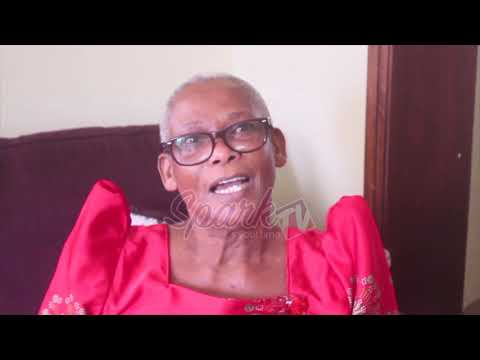 The late Elly Wamala's wife rest assured that he is singing in heaven
