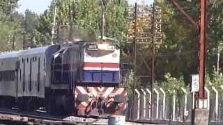 preview picture of video 'GT-22 9075 con el 116 x S.A. de Padua (11-04-2014)'
