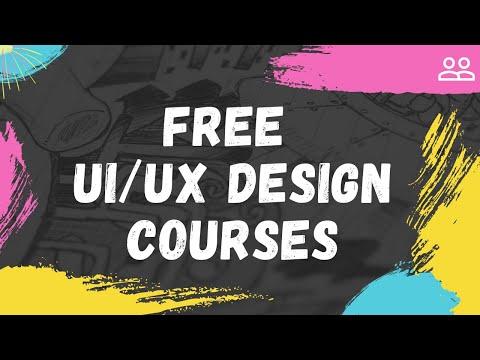 Free UI/UX Design Courses - YouTube