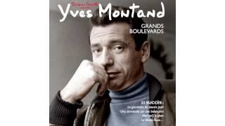 Yves Montand - Toi Qui N'reseembles à Personne