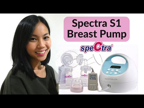 Review: Spectra S1 Breast Pump | BabyScoops Mp3