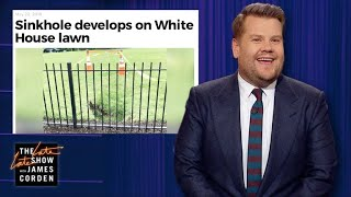 The White House Lawn Is Now the Sunken Place - Video Youtube