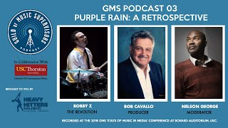 GMS Podcast 03 - Purple Rain: A Retrospective