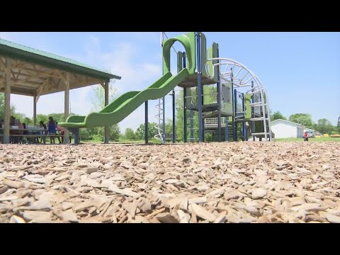 Belvidere Police credit new playground for reducing crime