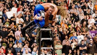 John Cena vs. Edge: Unforgiven 2006 - WWE Championship TLC Match