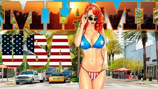 Город мечта - Майами. Флорида, США. [2018] #1