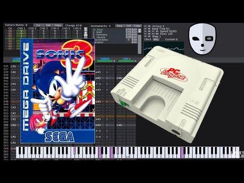 Download Sonic 3 Chrome Gadget Snes Remix Video 3GP Mp4 FLV HD Mp3