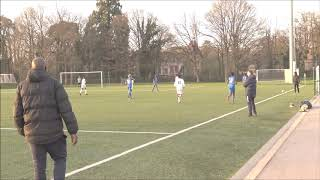 Match Amical INF Clairefontaine 2 Vs U15 Sarcelles 20 03 19