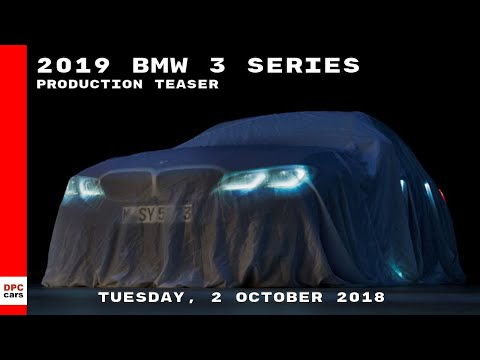 2019 BMW 3 Series Production Preview Part 2