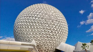 Walking Around EPCOT'S Future World - Filmed in 4K | Walt Disney World January 2021 Orlando Florida