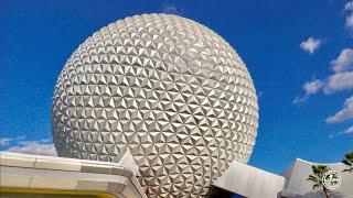 Walking Around EPCOT'S Future World - Filmed in 4K | Walt Disney World January 2021 Orlando Florida