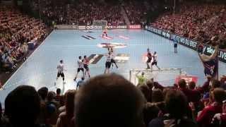 preview picture of video 'Tor SG Flensburg-Handewitt vs. Besiktas Mogaz HT I'