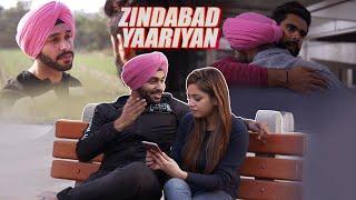 Zindabad Yaariyan feat. Karamjale | SahibNoor Singh
