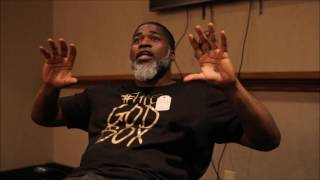 Most Powerful Interviews With David Banner S.O.U.L. Society Part 1 #TheGodBox