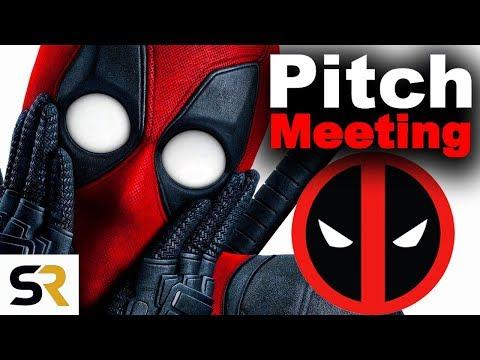 Deadpool Pitch Meeting