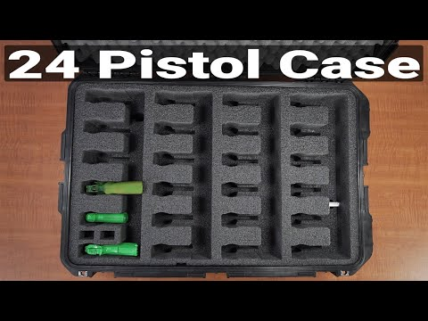 24 Pistol Case - Featured Youtube Video