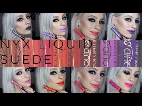 Liquid Suede Cream Lipstick  by NYX Professional Makeup #5