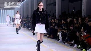 Diesel Black Gold - Fall 2016 - Milan Fashion Week - Fashion Minute