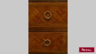 Antique French Louis XVI Style (19th Cent) Satinwood And