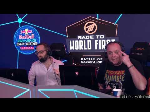 SCO WAS THE PROBLEM | Uldir Mythic Week Twitch Clips & Highlights