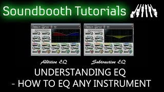 Understanding EQ - How to EQ any instrument