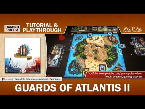 Guards of Atlantis II