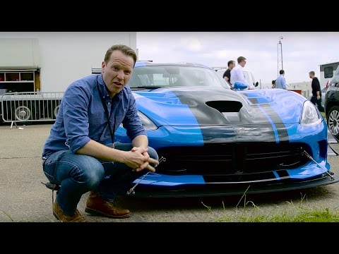 Dodge Viper ACR Walkaround | Top Gear