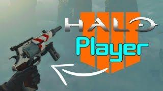 Black Ops 4 | Halo Player Uses MOZU Revolver