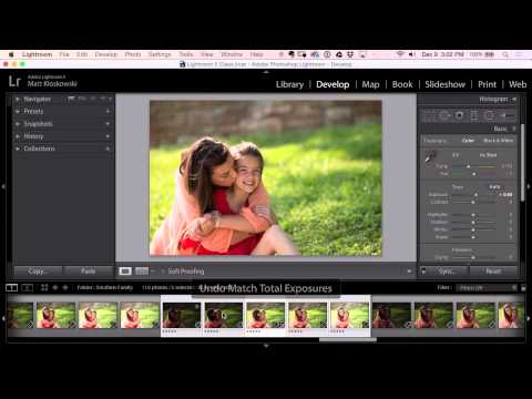 Fix Bad Photo Exposures With One Click In Lightroom