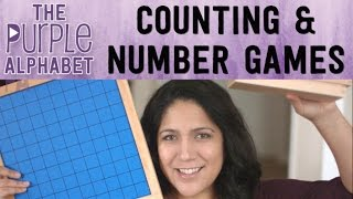 Counting Games For 1-100 - Hundred Board