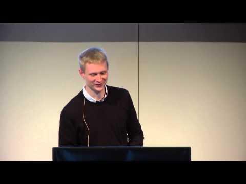 David Kriesel: Traue keinem Scan, den du nicht selbst gefälscht hast