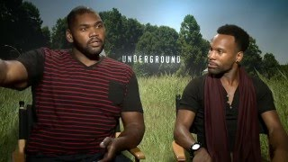 """WGN's """"Undergound"""" Interview with Theodus Crane and Johnny Ray Gill"""
