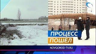 Осенью в Великом Новгороде появятся 3 новых детских сада