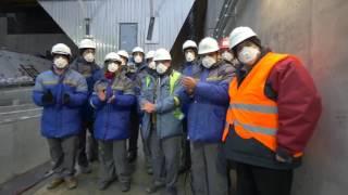 Чернобыль накрыли столетним саркофагом