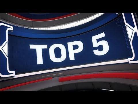 Top 5 Plays of the Night | January 02, 2018