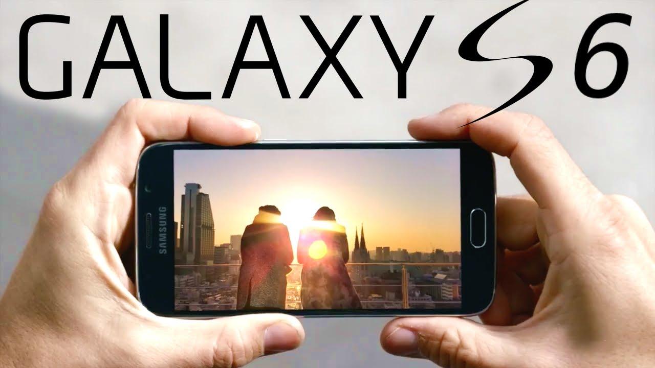 Samsung Galaxy S6 Parody Out Already
