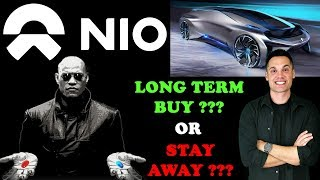 Should you buy NIO Stock as a LONG TERM INVESTMENT? - (The TESLA of China)