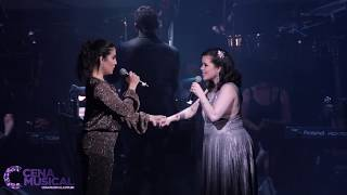 Myra Ruiz, Fabi Bang - Desafiar A Gravidade (Live)