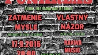 Video ZATMENIE MYSLE - Žerieme sa... krst CD v Rakwa Music Club Rožňav