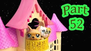 LPS Balcony Poem - Flashback Mommies Part 52 Littlest Pet Shop Series Video Movie LPS Mom Babies