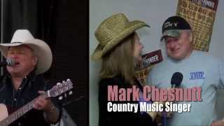 Mark Chesnutt Talks About Country Music, His Favorite Songs & How He Met His Wife on the DM Zone