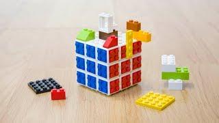 ¡Han CREADO un CUBO de RUBIK tipo LEGO! | Unboxing #299,5