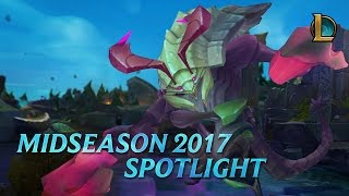 Midseason 2017 Spotlight - League of Legends