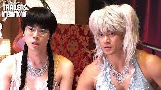 映画『銀魂2掟は破るためにこそある』メイキング豪華キャスト篇